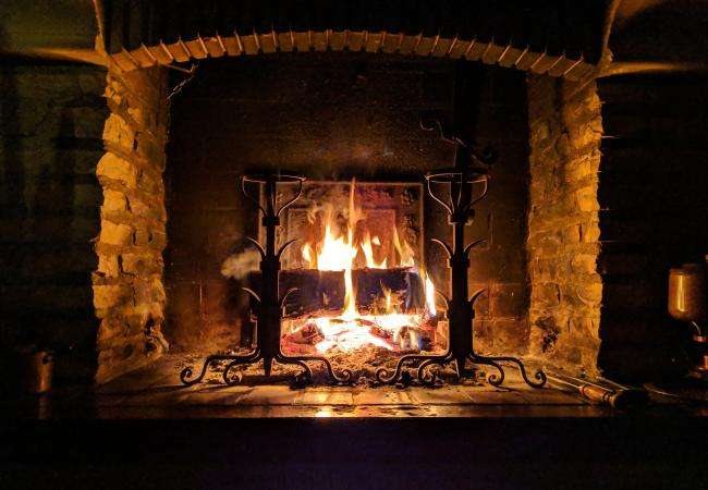 Fireside dining in Paris; a quick tour of some invitingly cosy places
