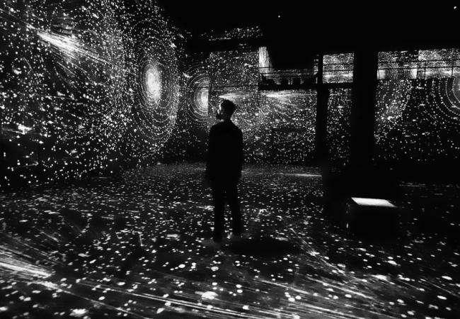 Atelier des Lumières : bientôt l'Immersive Art Festival