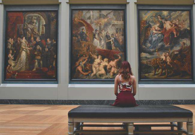 Discover the top autumn exhibitions with the Tournelles