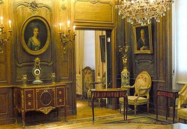 Musée Cognacq-Jay : un séjour au XVIIIème siècle