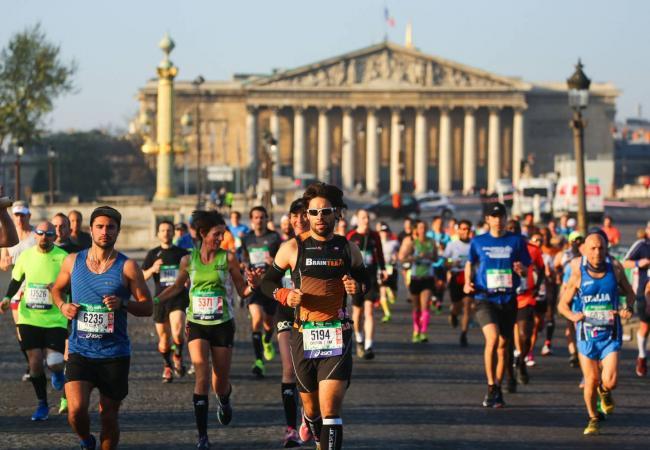 Eiffel Tower Vertical and Paris Marathon: the spring challenges