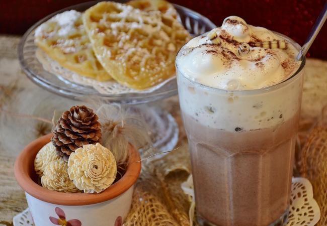 Chocolats chauds et salons de thé, les plaisirs de l'hiver