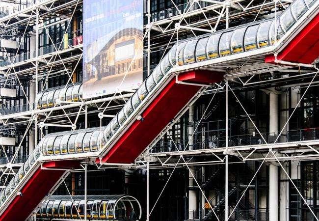 Escapade au cœur de l'art contemporain au Centre Pompidou