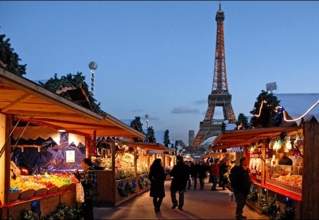 Merry Christmas in Paris!