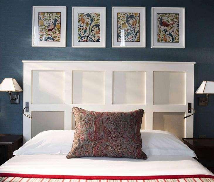 Hotel Les Tournelles - Les Chambres