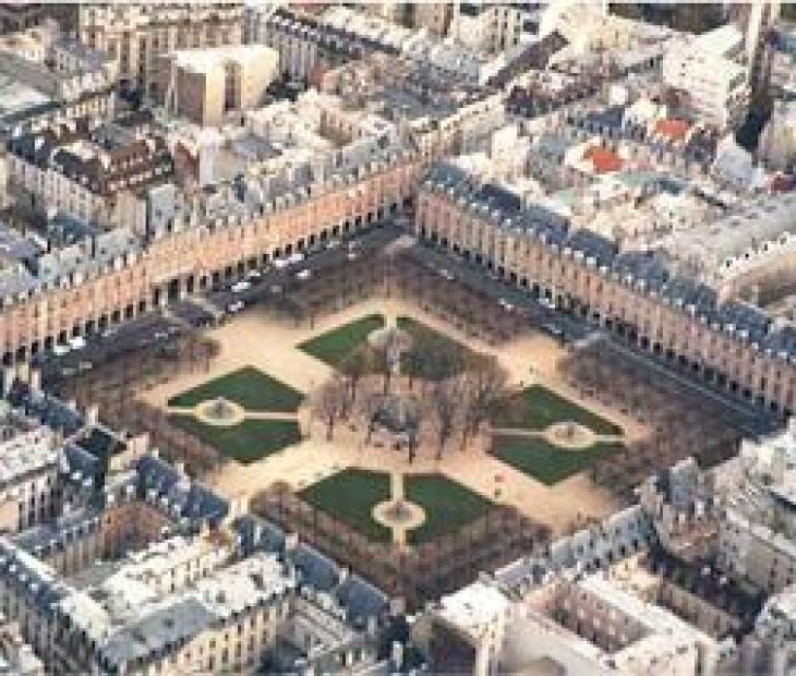 Les Tournelles - Le Quartier